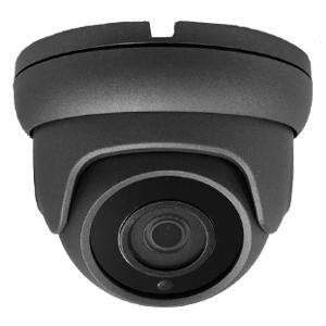 Sony Starlight 5MP CCTV Camera 3.6mm Fixed Lens 20m IR Ball Dome Grey