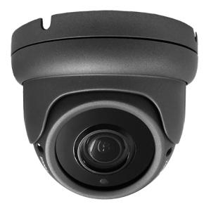 Sony Starlight 5MP CCTV Camera 2.7-13.5m Motorised Lens 30m IR Ball Dome Grey