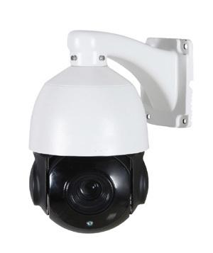 Black Box 22x Zoom Mini 2.0MP IP PTZ Speed Dome