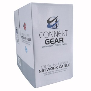 305m Box CAT5E cable for IP & Hi Def. Analogue Cameras