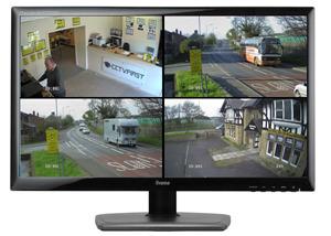 22 Full HD 1080P HDMI/VGA Monitor