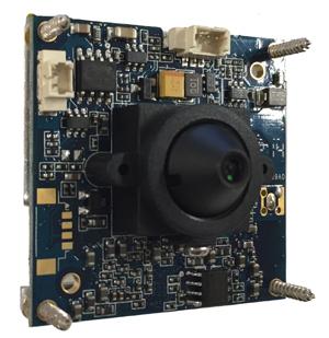 Sony HDSDI-CCTV Full HD 1920 x 1080 PCB Camera Pinhole Lens
