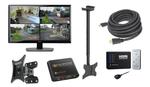 CCTV Monitors & Accessories