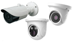 4.0MP / 5.0MP IP Cameras with Analytics