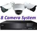 8 Camera Systems