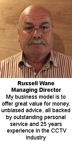 Russell Wane