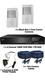 2 x Covert HD-TVI Camera Kit Full 1080P Resolution