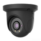 Analytic 5MP IP PoE Fixed 2.8mm Ball Dome in Grey. H.265 Compression