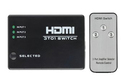 HDMI Switch 3 in 1 out