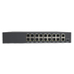Black Box 16-Port 10/100M + 2 Port Giga WebSwitch