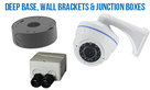 Deep Bases, Junction Boxes & Wall Brackets