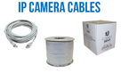 IP Camera cables