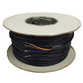 100M Black 4 Core Cable suitable for power and speed dome data