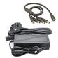 5.0amp 12v DC regulated 4 way camera  power supply