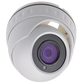 5MP 3.6mm Lens 20m IR Mini Ball Dome, Supports TVI, AHD, CVI and Analogue Outputs. White