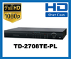 TYT HD 1080P 8 Channel Hybrid DVR Dual Bay. Supports TVI, IP & Analogue