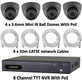 TYT 3.0MP IP CCTV Systems