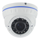Longse 4.0MP IP IR Ball Dome With V/F 2.8-12.0mm Lens & PoE H265 Compression in White