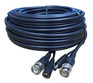 40m Premade RG59 Coax Camera Cable With Power Cores