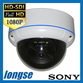 Panasonic HD-SDI CCTV 1080p Day/Night Vandal Resistant Dome