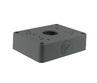 Deep Base Extension for IR Bullet Cameras in Grey