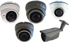 Ultra HD IP Cameras
