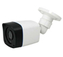 Black Box 1080P 3.6mm 20m IR Plastic Bullet, Supports TVI, AHD, CVI and Analogue Outputs.  White