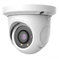 2MP TVI/AHD/CVI Mini Ball Dome 2.8mm Wide Angle Lens & 20m Infrared Range White