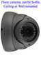 2.0MP Sony IP IR Ball dome with 2.8-12.0mm Lens