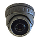 TYT 5MP 2.8-12m Varifocal 30m IR Ball Dome, Supports TVI, AHD, CVI and Analogue Outputs. Grey
