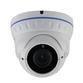 Black Box 1080P 2.8-12mm Ball Dome 30m IR, Supports TVI, AHD, CVI and Analogue Outputs. White