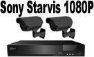 Sony Starvis TVI Systems.