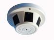 Black Box 1080P Covert Smoke Alarm Camera 3.6mm. Supports TVI, AHD, CVI and Analogue.