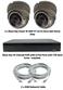 Complete Ultra HD IP 4.0MP Black Box 2 Varifocal Grey Dome Camera POE System