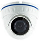 Smart IR 4.0MP IP Mini IR Ball Dome With Fixed 3.6mm Lens & PoE H265 Compression in White