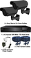 Complete TYT TVI Full HD 1080P 2 Camera 2.8-12.0mm Bullet Sony Starvis System