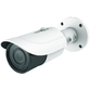 Analytic 4K IP PoE Motorised 3.3-12mm Bullet in White. H.265 Compression