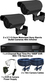 Complete 1080P 2 Camera Motorised 2.7-13.5mm Bullet Sony Starvis System