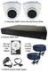Christmas Special 2 x Smart IR White 3.6mm Lens 1080P Dome Camera & TYT DVR Kit